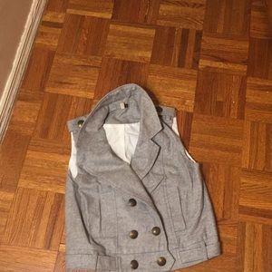 Top shop vest
